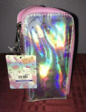 Sanrio Hello Kitty Aurora Holographic Pouch Pen pouch Pencil Case New
