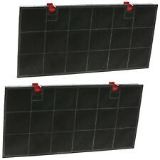 2 x Typ 150 Kohle Entlüftung Filter für Electrolux & AEG Dunstabzugshaube 435