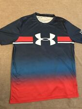Under Armour USA Mens T Shirt