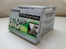 New listing New Sealed Fujifilm Hi-8 Mp P6-120 Professional Grade Video Cassette (Lot Of 5)