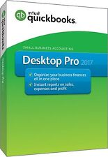 QuickBooks Pro 2017-3 User--Send us a message for price