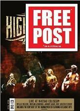 HIGHWAYMEN - LIVE AT THE NASSAU COLISEUM ALL REGIONS NTSC DVD + BONUS CD *NEW*