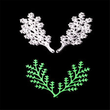 2x Wormwood Leaves Metal Cutting Dies For Scrapbooking DIY Album Cards Decor*~*