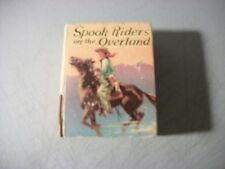 1938 BIG LITTLE BOOK #1144 SPOOK RIDERS ON THE OVERLAND A FRECKLES MALONE STORY