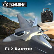 Eachine Mini F22 Raptor 260mm Wingspan 4CH 6 Axis Gyro RTF RC Airplane Jet Plane