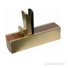 Silverline Mini-Ziehklingenhobel 80 mm
