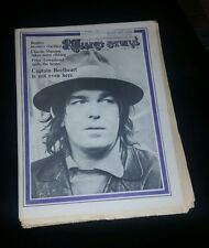 Rolling Stone Issue # 58 Captain Beefheart May 14 1970 Excellent Condition
