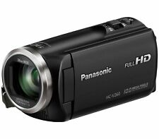Panasonic V260 2.7 Inch 50x 1080p Full Hd Camcorder - Black