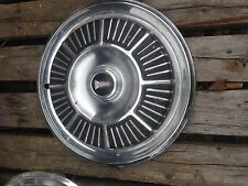 Vintage   Hub Cap Rat Rod Man Garage Wall art