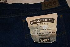 Vtg Union Made Lee Jeans Measure Tag Sz 60 x 30, Measured Sz 56 x 30 NOS USA!