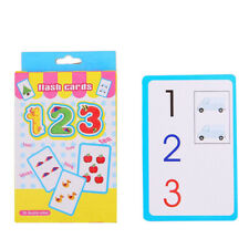 Flash Cards - Counting Number Flashcards - 36PCS - Toddler Kids Learning
