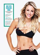 Hollywood Celebrity Art Poster KALEY CUOCO Poster |24 x 36 inch| H