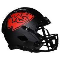 Tyreek Hill Signed Kansas City Chiefs Eclipse Speed Full-Size Replica Football H
