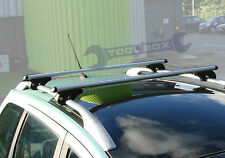 Aluminium Profiled 135cm Universal Roof Bars - for cars with existing roof rails