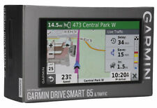 "New ListingGarmin DriveSmart 65 - Traffic 6.95"" Auto Gps Lifetime Mapping - Brand New"