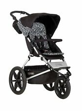 Mountain Buggy Gelände V3 Kinderwagen (graphit)