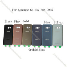 OEM For Samsung Galaxy S8+ Plus G955 Rear Battery Cover Glass Back Door Replace