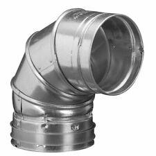 DuraVent 4GVL90 4-Inch Adjustable 90 Degree Type B Gas Vent Elbow ~ 1 EA