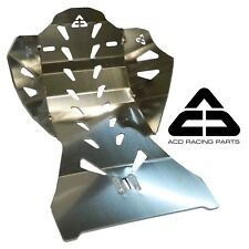 Yamaha WR450F/WR250F Skid Plate — Engine Guard Bash ACD 205013