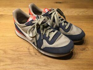 Blau/rot/graue Sneaker von NIKE INTERNATIONALIST Gr. 41 TOP!!!