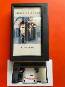 DCC Chris De Burgh Power Of Ten Digital Compact Cassette