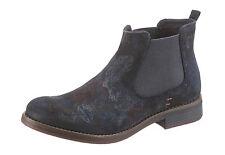 Boots, s.Oliver RED LABEL Chelseaboots, Gr.41, Veloursleder