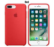Original Genuine Apple IPhone 7 PLUS Silicone Case Various Colors Brand New Box