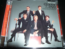 Queer Eye For The Straight Gut Soundtrack CD DVD Wildlife Kylie Minogue Sting