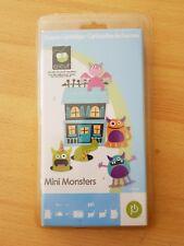 Cricut Cartridge: Mini Monsters. Scrapbooking, Paper Crafts, Cardmaking