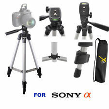 """50"""" PROFESSIONAL LIGHTWEIGHT TRIPOD W QUICK RELEASE FOR SONY ALPHA DSLR CAMERAS"""