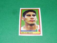 N°127 CARLOS SALCIDO MEXICO MEXIQUE PANINI FOOTBALL COPA AMERICA 2007