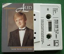 Aled Jones - Aled Music from The TV Series BBC Welsh Chorus Cassette Tape TESTED