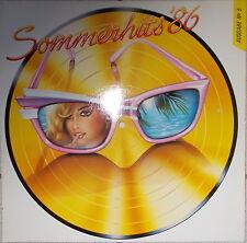 LP Picture Vinyl SOMMERHITS 86 BIZZL 5. Folge NEAR MINT  66.23793  FOC