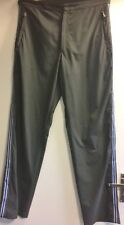 PRADA Sport Fitness Activewear Casual full Popper side pants trousers size S