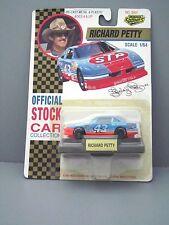 1992 Petty #43 STP Grand Prix Racing Road Champ Stock Car 1/64 NASCAR Pontiac
