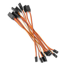 10Pcs Extension Servo Wire Lead Cable 150mm For RC Futaba JR 15cm Male to Female