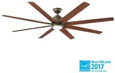 72 inch ceiling fan with light modern style indoor outdoor ceiling fan dome led light frosted espresso bronze 72 inches 72