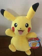 Pokemon 9� Pikachu Wicked Cool Toys With Hang Tag