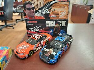 Lot of 2 Tony Stewart #20/#29 Home Depot/ Kid Rock 1:32 Diecast Cars Action MIB