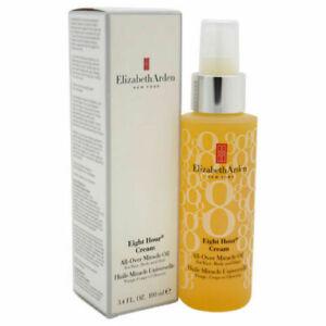 Elizabeth Arden Eight Hour Cream All-Over Miracle Oil Face Body & Hair 3.4 oz