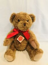 "Hermann Original 15"" Jointed Teddy Bear made in West Germany with tags!"