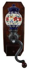 Nostalgische Wandkaffeemühle Porzellanmühle Kaffeemühle Handgemacht #7