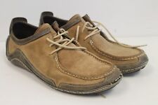 Cole Haan  Air Lace Up Moc Toe Suede G Series Loafer Oxford Mens  11.5 M