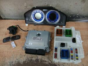 2012 VOLVO V60 R DESIGN 2.0 DIESEL ENGINE MANAGEMENT ECU KIT 31336983 0281018414