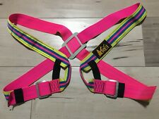 Vintage REI Chest Harness - Adjustable! Climbing, Aid, Caving