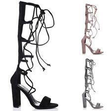 Unbranded Block Gladiator Sandals & Flip Flops for Women