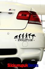 Evoluzione di Taekwondo Auto/Finestra o Laptop Sticker Vinyl Decal 15 COLORI