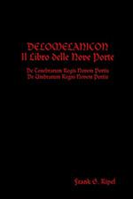 Ripel Frank G-Ita-Delomelanicon BOOK NEUF