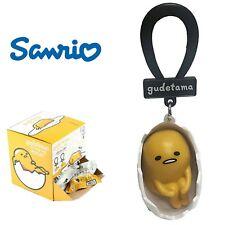 Gudetama Lazy Egg Blind Bag Backpack Keychain Dangler Hanger Clip- Hiding In Egg