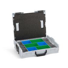 Bosch Sortimo L-BOXX 102 Gr1 avec Boîtes Encastrées Fixées